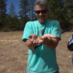 Dr. Nick Geist and Turtle friend