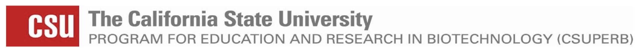 CSUPERB logo